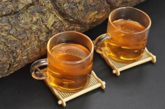 米砖茶的九大功效,盘点米砖茶的作用