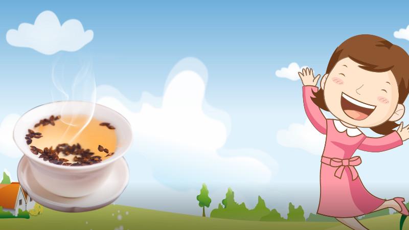 大麦茶的作用与功效