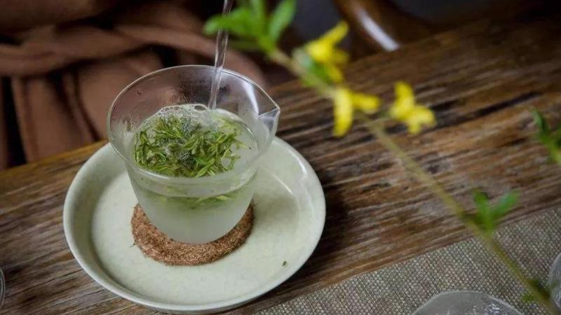 煮绿茶和泡绿茶的区别