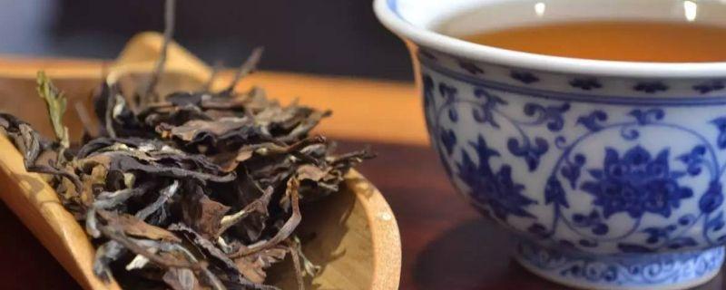 白茶和老白茶的区别