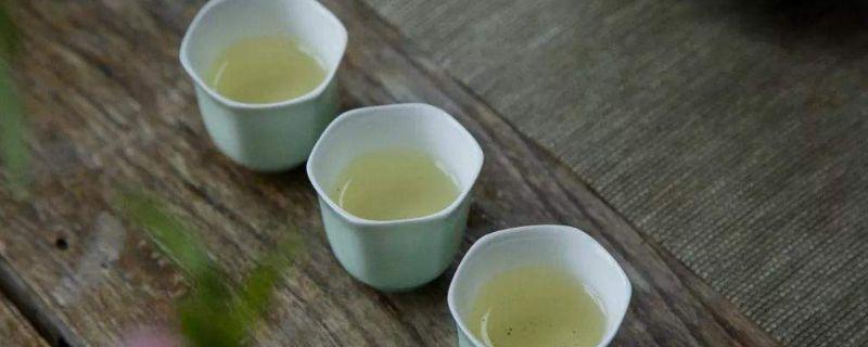 泡龙井茶的正确方法