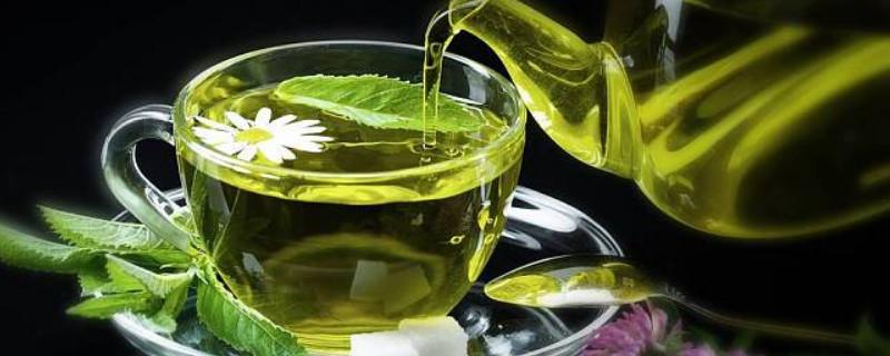 夏天喝红茶还是绿茶