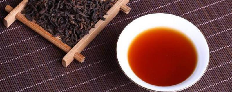 大红袍是绿茶吗
