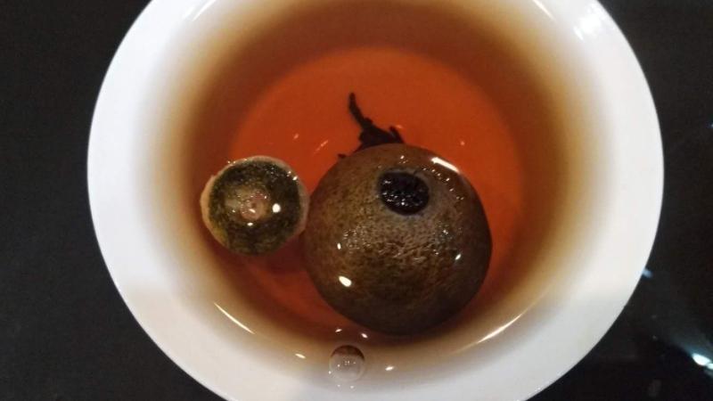 小青柑的冲泡方法