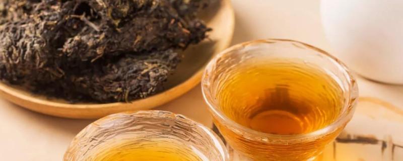 黑茶饮用有七忌
