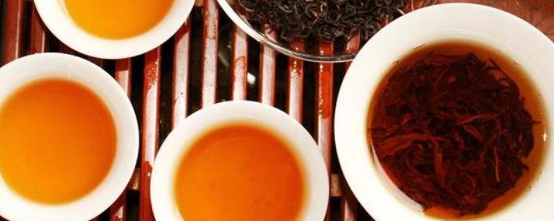祁门红茶产地
