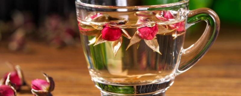 金边玫瑰茶怎么泡