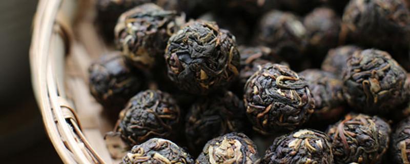 古树龙珠茶是什么茶