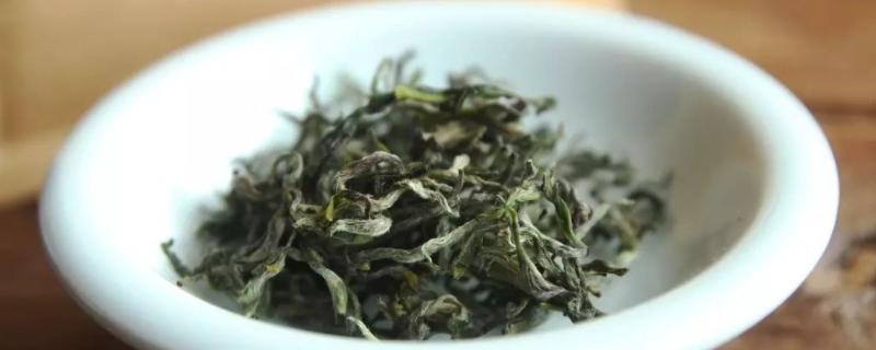 红松萝茶是绿茶吗