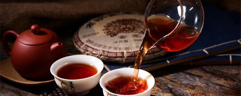 普洱茶的冲泡水温