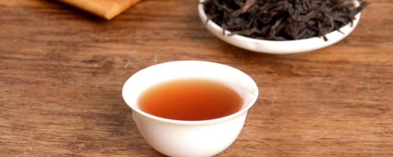 大红袍和红茶有什么区别