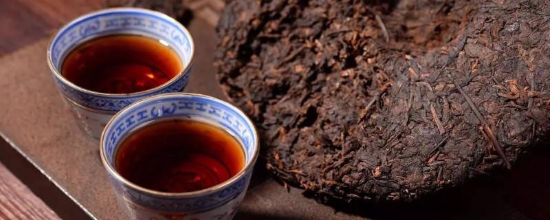 普洱茶属于黑茶吗