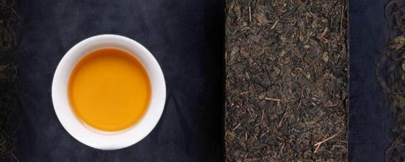 茯茶属于什么茶