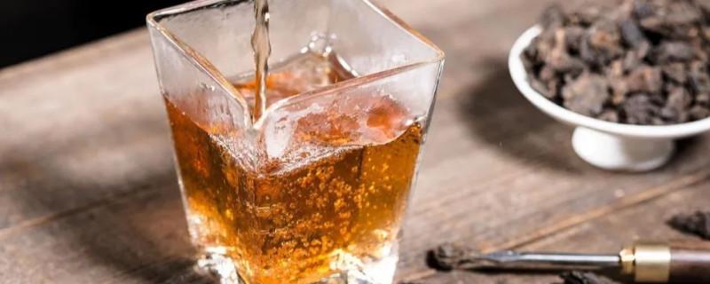 茶放在冰箱过夜还可以喝吗
