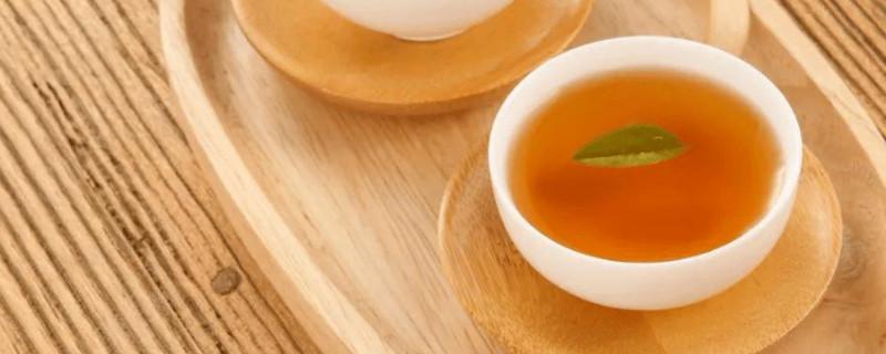 槐米茶的制作方法