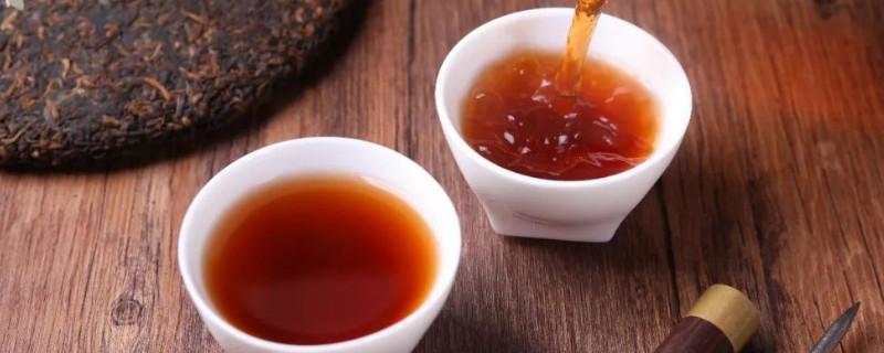 泡普洱茶的步骤