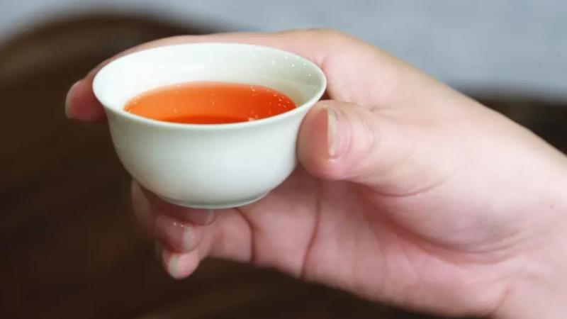 喝茶的正确姿势