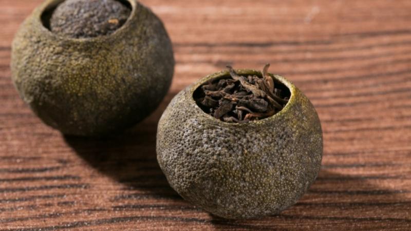 球形茶叶是什么茶