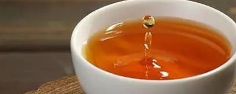 红茶刮油吗